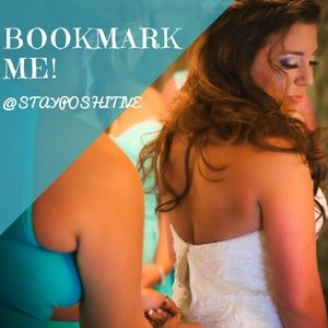 Other - Bookmark @stayposhitive